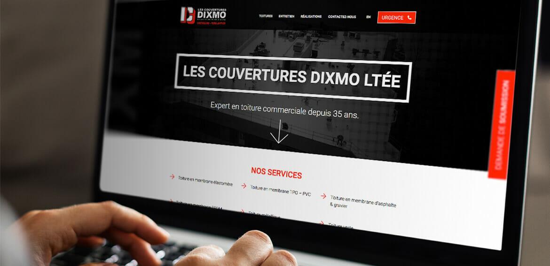 Le site web de Couvertures DIXMO fait peau neuve!